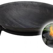 XXL Allwetter Qualitäts Feuerschale