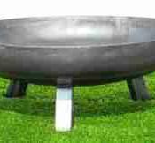 Feuerschale aus Stahl 790 mm