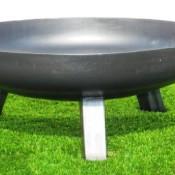 Feuerschale aus Stahl 650 mm